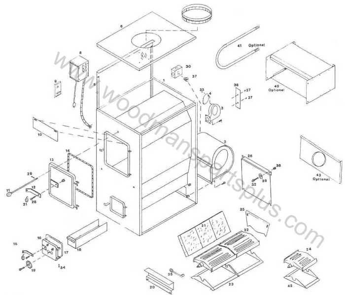 wiring schematic for johnson outdoor furnaces   45 wiring