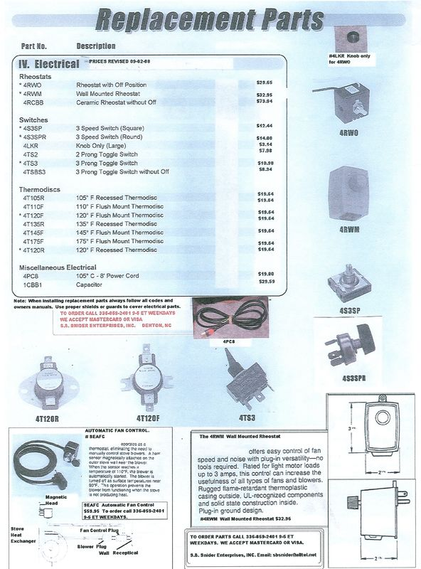 scan0004 wood stoves & parts clayton wood furnace wiring diagram at crackthecode.co